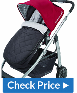 Best Stroller Foot Muffs
