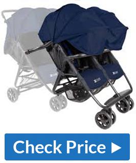 ZOE XL2 Best Double Stroller