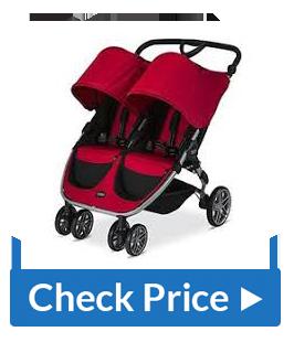 Best all-terrain Double stroller