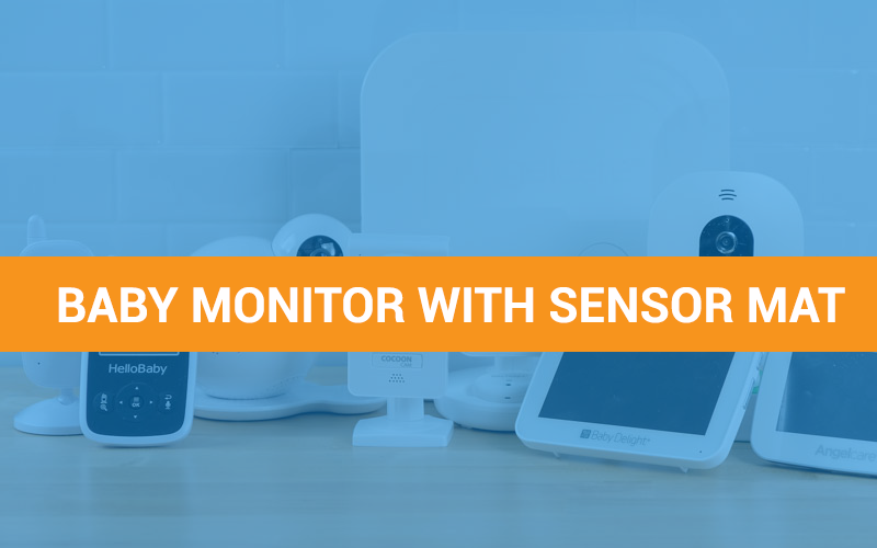 Best Baby Monitor with Sensor Mat