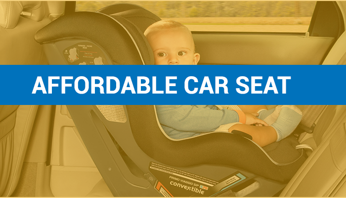 Best affordable convertible car seat
