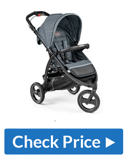 Book Cross Baby Stroller