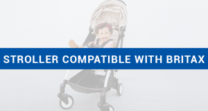 Stroller Compatible with Britax