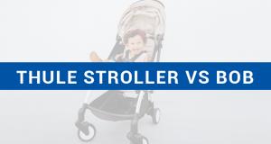 Thule Stroller vs Bob